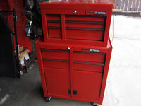 ProSteel 5-Drawer Tool Chest and Cabinet
