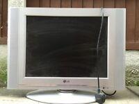 Flatscreen Tv -£10
