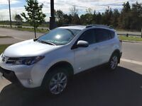 Toyota RAV4 LIMITED lease takeover