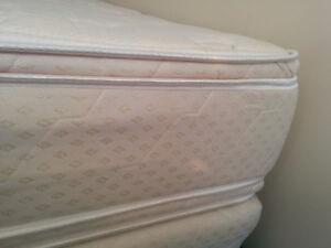 Two sided King size mattress no springs