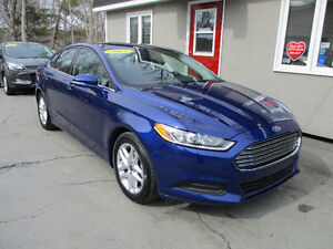 2015 Ford Fusion SE Automatic Dual Power Seats!