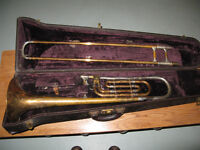 Olds and son Recording Trombone