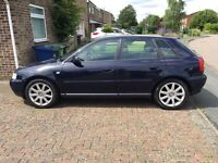 2002 Audi A3 8L 1.9tdi Sport PD130 130bhp 5dr 6spd Manual