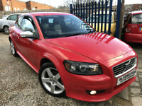 ✿09-Reg Volvo C30 1.6 R-Design Sport ✿TWO OWNERS ✿NICE EXAMPLE✿