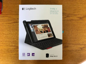 Logitech Type+ keyboard case for iPad Air 2