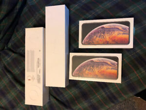 iPhone XS Max 512GB Gold - 6 available right now!