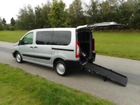 2011 Peugeot Expert 1.6HDi, Diesel, Manual. WHEELCHAIR ACCESSIBLE WAV
