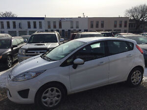 2012 FORD FIESTA,ONE OWNER DEALER MAINTAINED FROM DAY ONE!