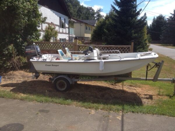 Used 1993 Other coast ranger