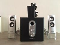 Advent 2.1 ADE-210C PC Speaker System