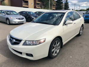 2005 ACURA TSX FULLY LOADED CAR GREAT RUNNING NOTHING WRONG