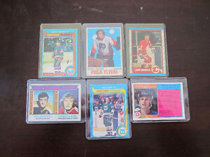 70's and 80's NHL Cards $4 each EX/NM/MT Windsor Region Ontario image 1