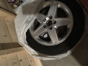 Volco original MAGS ( V50) With brand new tires