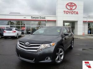 2014 Toyota Venza XLE V6 AWD BACKUP CAMERA