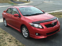 Reduced !!!!!! 2009 Toyota Corolla S Sedan