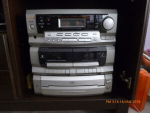 Teac Complete Stereo system
