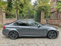 65 PLATE BMW M3 DCT 40,433 MILES 1 OWNER FBMWSH RED LEATHER H&K 19'' ALLOYS
