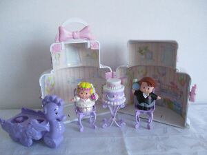 Mariage  Little  People