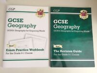 Gcse geography OCR B revision guide and workbook (9-1)