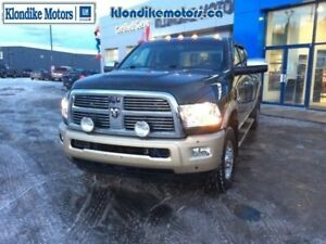 2012 Ram 3500 LARAMIE LONGHORN  - Leather Seats