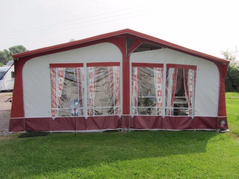 Sunncamp platinum Mirage caravan awning Size 12   in ...