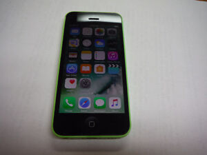 Apple Iphone 5c Bell/Virgin 16GB good condition