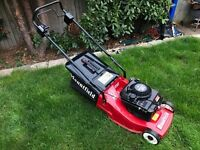 Mountfield empress roller rotary lawnmower