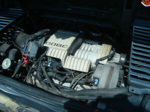 3.8L SuperCharged Engine for Fiero GT Complete