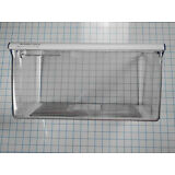 2188656 Whirlpool Kitchen Aid Kenmore Clear Crisper Pan Bin NEW Genuine OEM