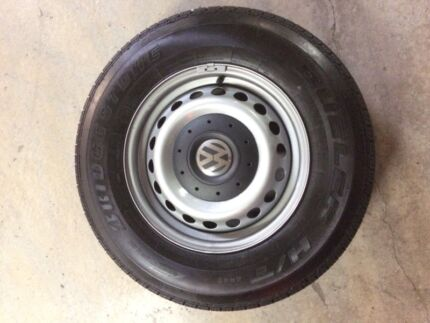 VW Amarok wheels 5x120  Hornsby Hornsby Area Preview