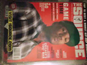 The source and xxl game covers mint