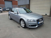 2011 AUDI A4 2.0TDI SE- MANUAL , ONLY 89,000 MILES WARRANTED