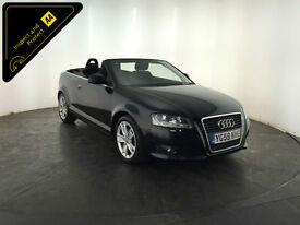 2009 59 AUDI A3 SPORT TDI CONVERTIBLE SERVICE HISTORY FINANCE PX WELCOME