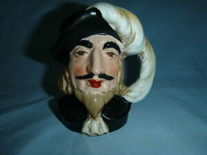 Tasse Mousquetaire - Musketeer Figural Mug