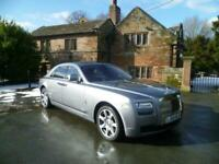 Rolls-Royce Ghost 2011 60 Platinum Grey 26800 miles