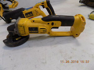 Dewalt 18V Battery Tools