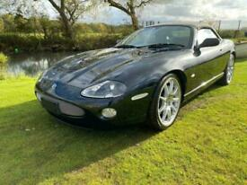 image for JAGUAR XKR 4.2 SUPERCHARGED CONVERTIBLE ALL BLACK EDITION * ONLY 68141 MILES *