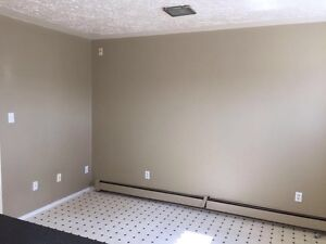 Available now a bachelor suite in Whitecourt for rent