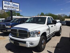 2007 Dodge Ram 3500 Laramie 5.9L Cummins Dually Pickup Truck