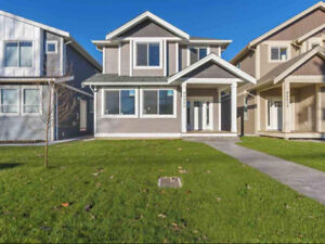 Chilliwack brand new 3 bed single family home for rent w/ Park.