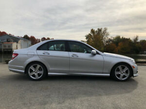 2010 Mercedes C300 4matic AMG Package