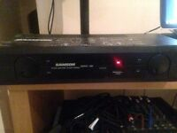 Samson 260 pro amplifier