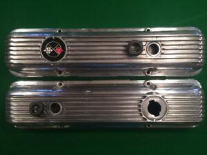 NOS Z28 Corvette valve covers fits 1969 Z28 and 1970 Z28