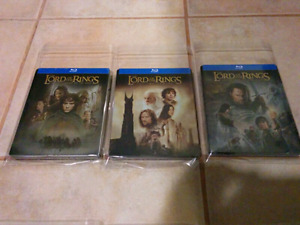 Blu-ray Steelbooks for sale factory sealed REDUCED