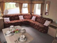 Static Caravan Nr Clacton-on-Sea Essex 3 Bedrooms 8 Berth Willerby Solstice