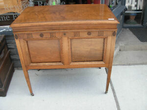 Antique McLagan Stereo Cabinet
