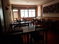 100 seat Restaurant for quick sale