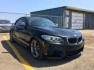2016 BMW M235I Coupe Convertible