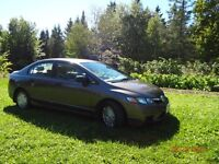 2009 Honda Civic.  LOW MILEAGE.  EXCELLENT CONDITION!!!