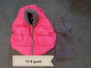 Coulou de marque gusti rose fille